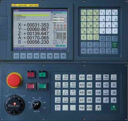 CNC Controller for milling &machining centre