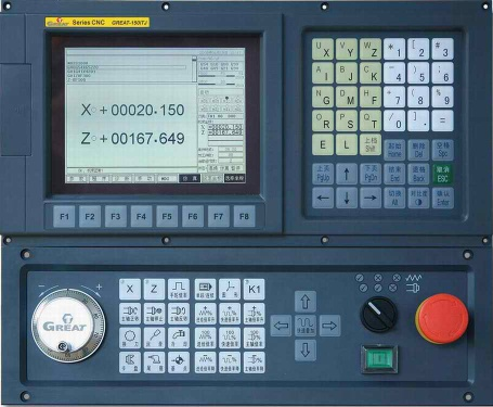CNC Controller for lathe