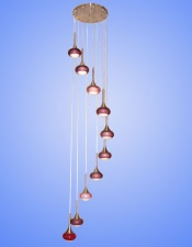 Ding Pendant Lamp-Staircase