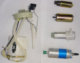 electric fuel pump - henko3803