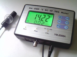 Nutra-Dip Continuous Tri Meter YM-2006A - Tri Meter YM-2006A