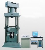 WEW series screen displayed hydraulic universal testing machine - SJ001