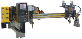 Bench CNC cutting machine - kmper