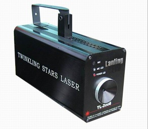 Twinkling Laser Light RGY 150mW - TL-2008