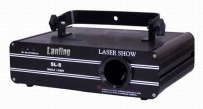Single Blue Laser Light 50mW 473nm - SL-8