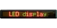 1 line indoor LED displays