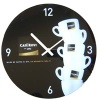 Glass Wall Clock - LY9804