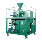 Zhongneng Turbine Oil Recycling System, Oil Purifier, Oil Filtration, Oil Separator