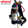 opetrol portable gasoline cutting torch for rescue