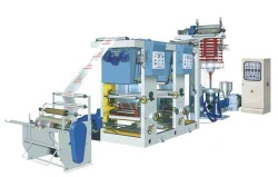 shopping bag production line, cutting and sealing machine