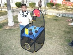 toy tent for basket ball