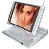 Portable DVD Player with TV,Divx,USB - QM-1008