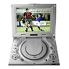 Portable DVD Player with Game,TV, DiVX,USB - QM-1006