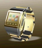 Golden Watch Mobile - communicator