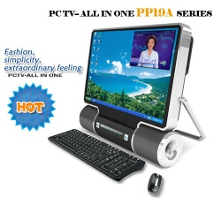19inch PC TV All-in one - 19 PC TV All-in one