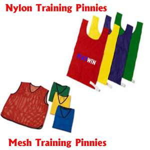 Training Pinnies / Bibs / Scrimages