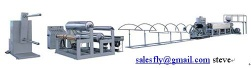 EPE FOAM SHEET EXTRUSION LINE - EPE FOAM EXTRUDER