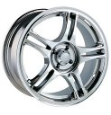 Alloy Wheel/Rim for Automobiles - 4.00-12/10.00-26
