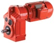 EWR series Helical gear reducer - EWR Helical Gear