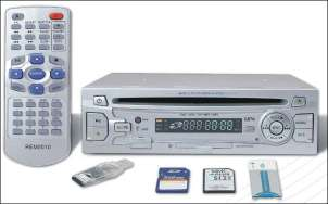 Car multimedia player - DVP-700