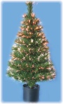 fiber hurted christmas tree - st-36a