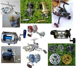 fishing reel,spinning reel,big game reel,fly reel, baitrunner reel