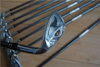 golf clubs Taylor Made r7 CGB Max Iron Set