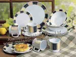 melamine 16pcs Dinnerware Set