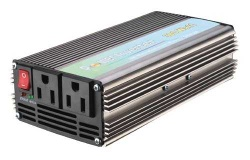 DC/AC power inverter