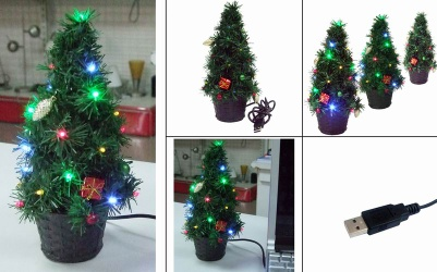 USB Christmas tree/Santa Claus / Snowman - CT8