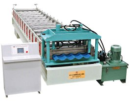 roll forming machine,cold roll forming machine ,auto forming machine - roll forming machine