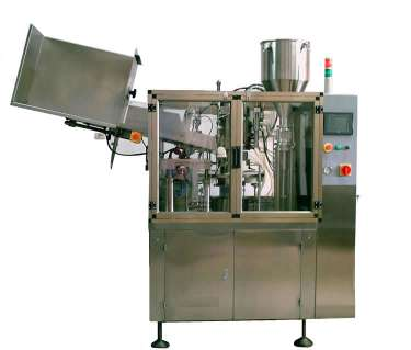 Tube Filling And Sealing Machine - TFS-200A