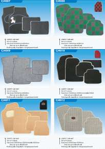 Carpet Car Floor Mat