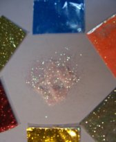 Rainbow film (Iridescent film) for Yarn, Sequins, lamination, packaging, Glitter, Hot Stamping Foil, and Holographic Film