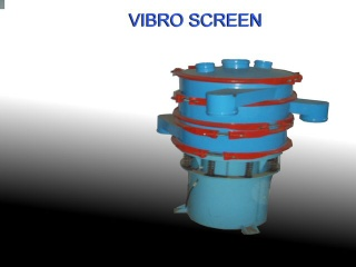 Vibro Screen - Screening equipments