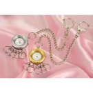 Couple of Pocket Watch with Key Chain - KW01A+KW01B