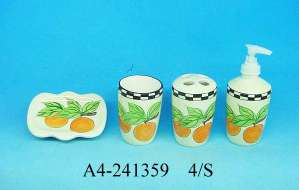 Ceramic Bathroom Sets