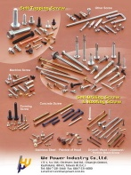 all types of screws