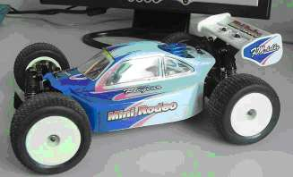 Mighty WorksⅢ  1:18  Buggy