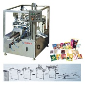 Auto Bag Filling and Sealing Machine