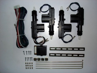 Central door locking system - 901