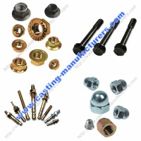 Fasteners,Bolts,Nuts,Screw,Washer