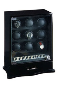 Luxury Wooden watch winder - YF-90939-1B