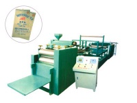 paper food bag making machine equipment