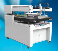YT-inclined arm type precision screen printing machine