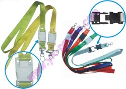 lanyard with USB flash drive