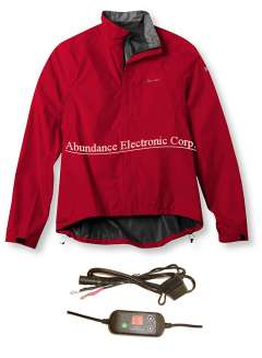Heated Motorcycle Jacket - AHV-06