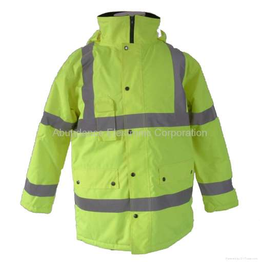 Heating Safety Jacket - AHJ-01