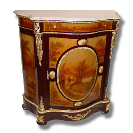 Egyptian French Furniture Antique Reproductions