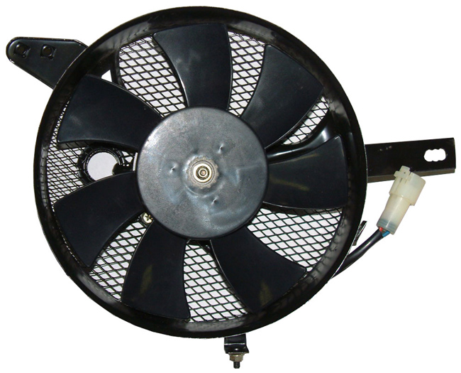 Radiator Fan Motor Condenser Ford Telstar M001 61710